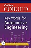 Automotive Engineering Beste Deals - KEY WORDS FOR AUTOMOTIVE ENGIN (Collins Cobuild)
