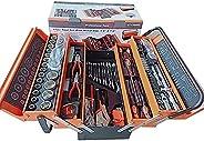 5 Tier Metal Tool Box 85 Piece