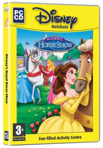 Disney Princess Royal Horse Show [UK Import] (Princess Show Horse Disney)