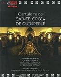 Cartulaire de Sainte-Croix de Quimperlé