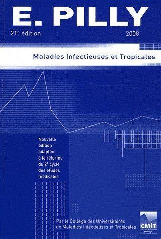 E Pilly 2008 Maladies Infectieuses Et Tropicales Pdf Online