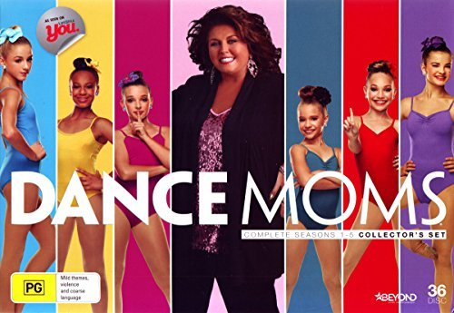 Seasons 1-5 (36 DVDs)
