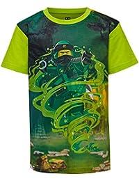 Amazon.es  Verde - Camisetas 695d0bacaf4a