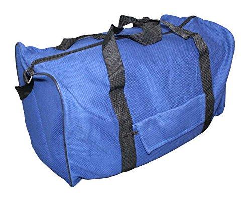 Tasche aus Judoanzug Stoff, Farbe blau