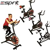 Esprit ES-741 MOTIV-8 Exercise Spin Bike Fitness Cardio Weight Loss Machine