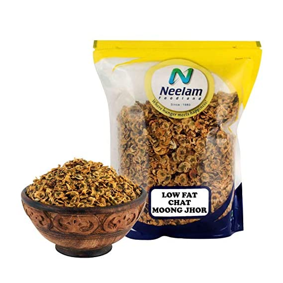 Neelam Foodland Low Fat Moong Jhor (Chat Masala)