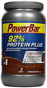 PowerBar Proteinshake ProteinPlus 92%, Schokolade, 600g