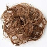 PRETTYSHOP 100% dei capelli umani capelli cravatta parrucchino ispessimento dei capelli estensione dei capelli updos capelli pezzo div. Colori H312c