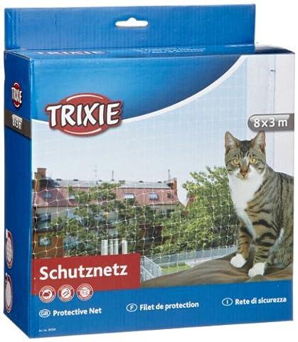 Trixie - 44343 - Filet de protection - Transparent -