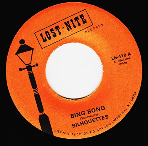 bing bong / voodoo eyes 45 rpm single