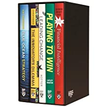 Harvard Business Review Leadership & Strategy Boxed Set (5 Books) (Child's Play Library)