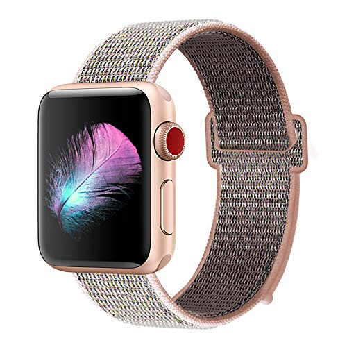 GIPENG Para Correa Apple Watch 42MM 44MM
