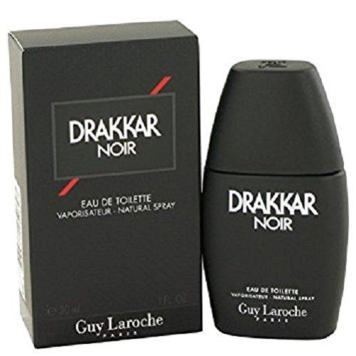 Guy Laroche - Eau de Toilette Drakkar Noir, Uomo, 30 ml