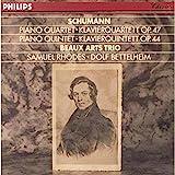 Schumann: Piano Quartet in E flat/Piano Quintet in E flat