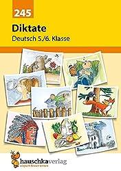 Deutsch. Diktate 5./6. Klasse. Häufige Fehlerwörter