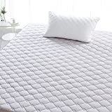 Best Simmons Bath Pillows - HYXL 100% cotton Thicken Anti-skidding Mattress topper Review