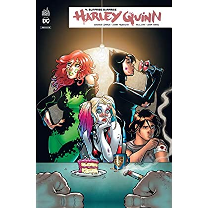 Harley Quinn rebirth, Tome 4 : Surprise surprise