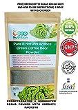PURE ARABICA GREEN COFFEE BEAN POWDER 40...