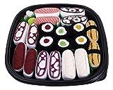 I Calzini Sushi, 10 paia di Calze , Un Regalo Straordinario, l'Ottima Qualita, I Numeri di Scarpe: EU 36-40, un'Idea Originale