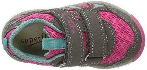 Superfit - Lumis Mini, Scarpe da ginnastica Bambina Grau (stone Multi)