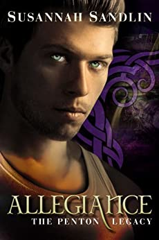 Allegiance (The Penton Vampire Legacy Book 4) by [Sandlin, Susannah]