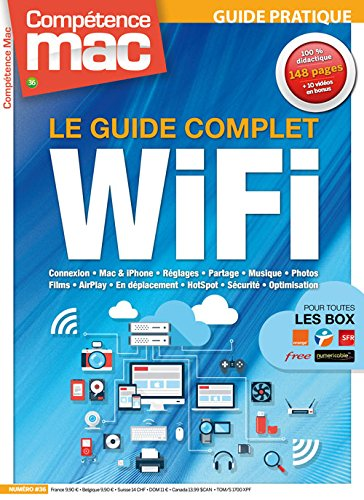 Comptence Mac 36 : Le Guide complet Wifi