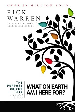 The purpose driven life what on earth am i here for ebook rick enter your mobile number or email address below and well send you a link to download the free kindle app then you can start reading kindle books on your fandeluxe Ebook collections