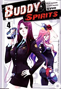 Buddy Spirits Edition simple Tome 4