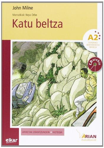 Katu beltza (+CDa): 7 (Arian irakurgaiak)