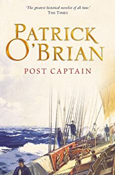 Post Captain (Aubrey/Maturin Series, Book 2) (Aubrey & Maturin series) di [O'Brian, Patrick]