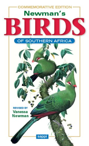 Newman's Birds of Southern Africa (English Edition)