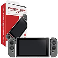 Hyperkin Crystal Case for Nintendo Switch Console and Joy-Con