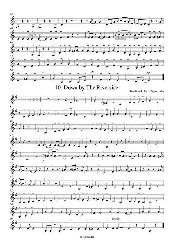 Das Muckenheft. 26 Stücke für jede Gelegenheit (4. Stimme für Tenorhorn/Tuba in B)