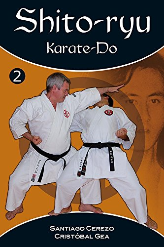 Shito Karate-Do - Volumen 2 por Santiago Cerezo
