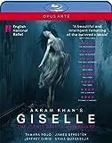 Akram Khan s Giselle [Tamaro Rojo; James Streeter; Jeffrey Cirio; English National Ballet] [Opus Arte: OABD7254D] [Blu-ray]