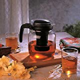 Borosil Carafe with Normal Strainer, 1 Litre