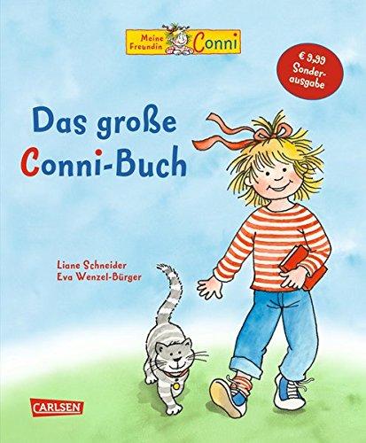 Burger Mädchen (Das große Conni-Buch: Einmalige Sonderausgabe für € 9,99)