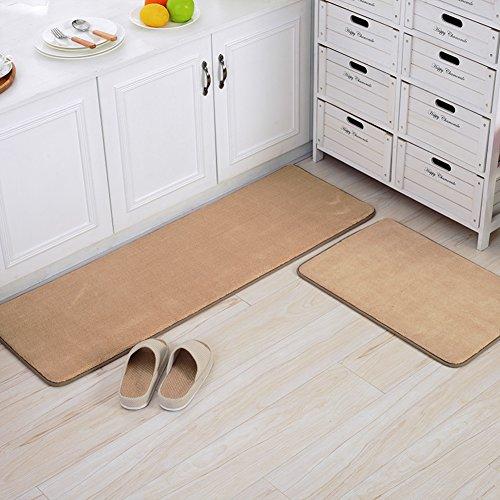 Della famiglia Zerbini/Mat/Soggiorno camera da letto cucina bar mat/Finestra galleggiante letto tappetino da bagno-C (Bar Van)