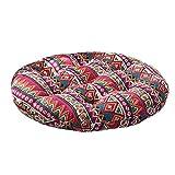 Crylee, cuscino per sedia da ufficio, casa, tappetino in lino, cuscino imbottito per sedia, divano, coccige, schiena, supporto per sedie da giardino e da pranzo