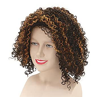 Ladies Mel B 'Scary Spice Wig Accessory for 90s Fancy ...Scary Spice Makeup