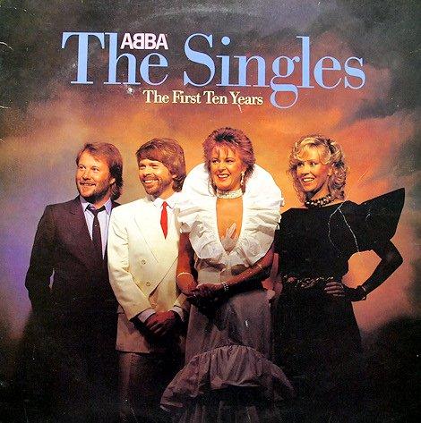 ABBA: The Singles. The First Ten Years. (Do-LP/ Doppel-Album/ Schallplatte/ Vinyl)