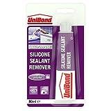 UniBond 1584200 Silicone Sealant Remover Cartridge - 80 ml