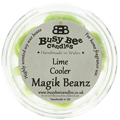busy bee candles lime