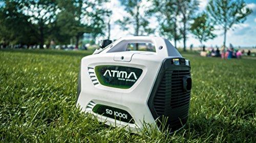 Atima SD1000i Inverter Stromerzeuger 1 kW - 9