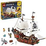 LEGO® Creator 3-in-1 Piratenschip 31109 speelgoedmodel bouwset speelset (1.260 onderdelen)