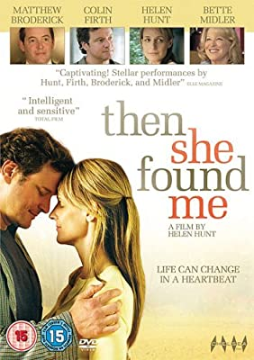 Then She Found Me [DVD] by Helen Hunt
