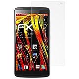 atFolix Schutzfolie kompatibel mit Lenovo A7010 Bildschirmschutzfolie, HD-Entspiegelung FX Folie (3X)