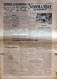 Telecharger Livres NORMANDIE No 171 du 21 03 1945 UN ACCORD ECONOMIQUE EST SIGNE ENTRE LA BELGIQUE LA FRANCE LA HOLLANDE ET LE LUXEMBOURG EVREUX L ASSEMBLEE GENERALE DE L ASSOCIATION DES SINISTRES LE PROBLEME DES IMPOSITIONS EN VIANDE DE GAULLE SOULIGNE LA NOTION DE COMMUNAUTE QUI UNIT LA FRANCE A SES COLONIES CONVERSATIONS MM SPAAK VAN KLEFFRENS BIDAULT DE GAULLE PAR CHOPART 2000 MILLIARDS DE DOMMAGES DE GUERRE 12 PERCEES DE LA LIGN SIEGFRIED PLUS (PDF,EPUB,MOBI) gratuits en Francaise