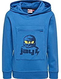 Lego Wear Saxton 602-Sweatshirt, Sweat-Shirt Garçon