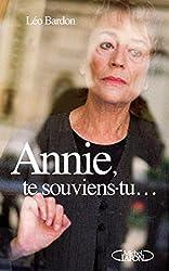 Annie, te souviens-tu...